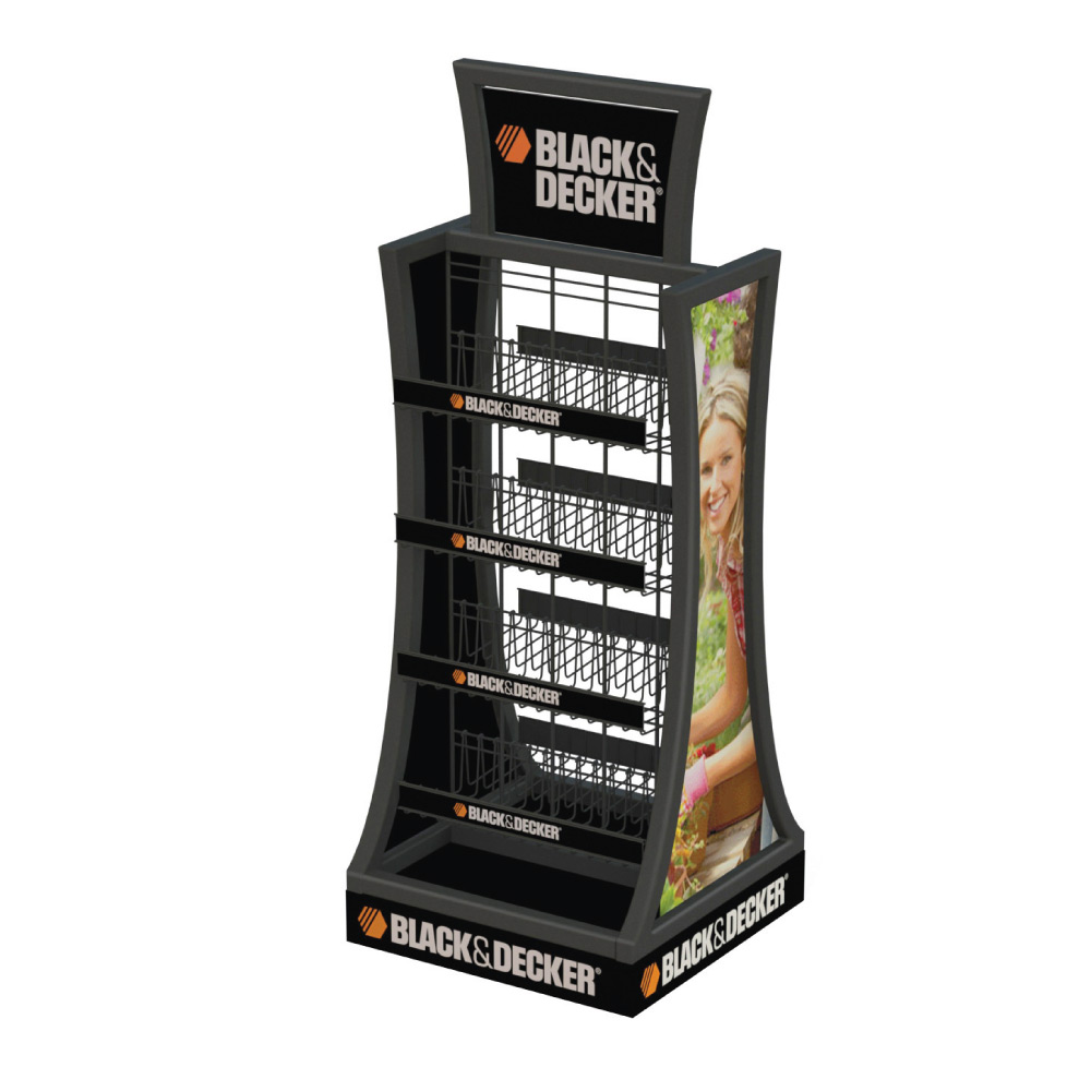 permanent display black & decker