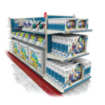 store visualization baby Einstein kids ii in-line side counter